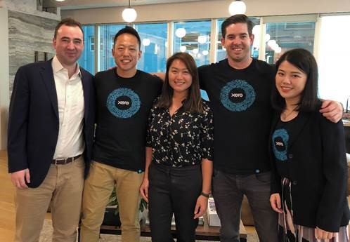 Xero Hong Kong Team