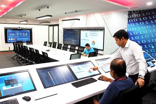Honeywell COE Cybersecurity Lab