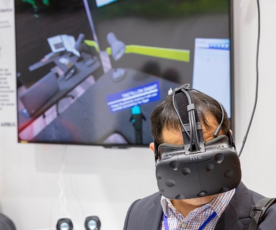 Airbus presents a refined Virtual Reality application
