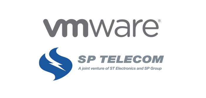 vmware and sp telecom