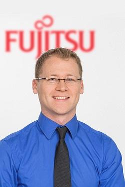 Fujitsu's Global Product Manager Jozsef Miho