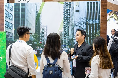 [2018.03.21-22] SingEx - IOT Asia - Day 1