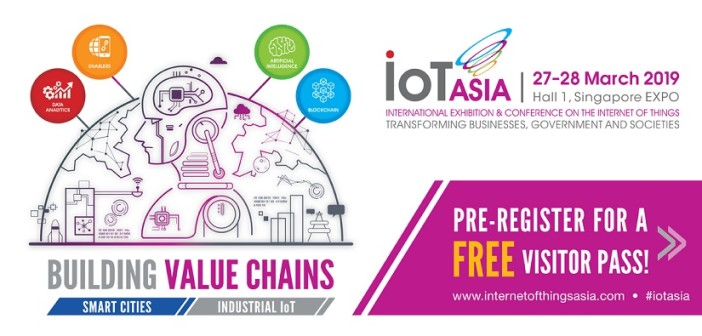 IoT Asia 2019: Optimise Business Returns with IoT Applications