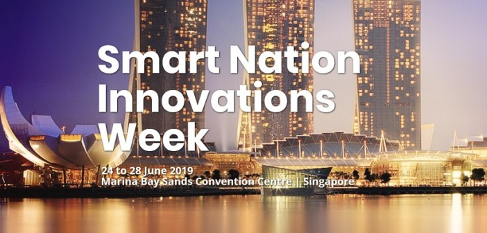 The Smart Nation Innovations Week 2019