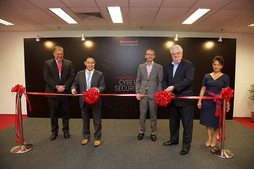 Honeywell COE Cybersecurity Lab Launch