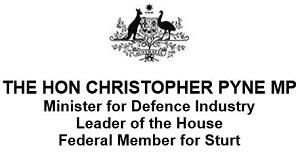 The Hon Christopher Pyne MP_logo