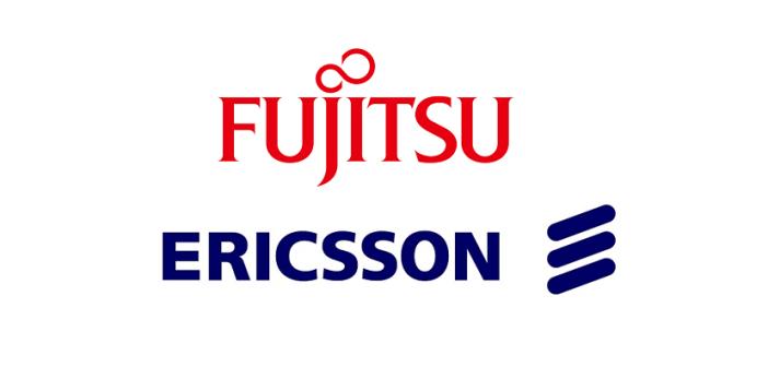 Fujitsu, Ericsson