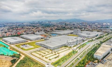 New ABB Xiamen Hub