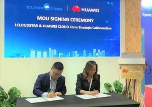 HUAWEI CLOUD Signs MoU with 1Cloudstar to Expand its Cloud Computing, 5G+ AI Services across South East Asia