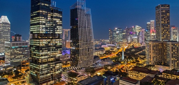 From fighting piracy to Cyber Security – Singapore's journey towards Smart Nation