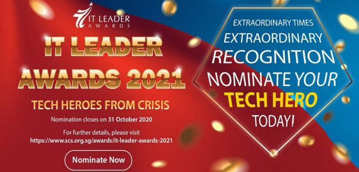 """IT Leaders Awards 2021"" : Nominate Your Tech Heroes Now"