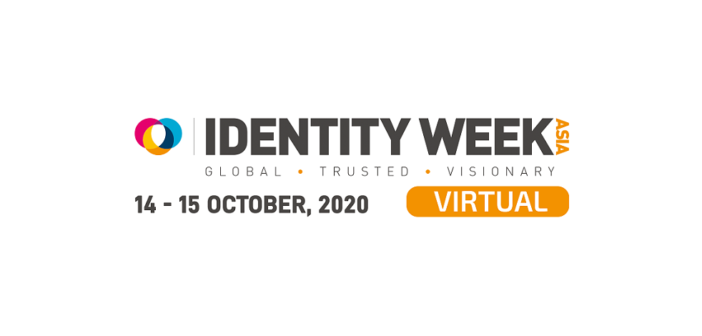 Identity Week Asia – Bookmark key sessions